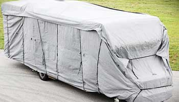 Reasons and Benefits of Covering Your RV